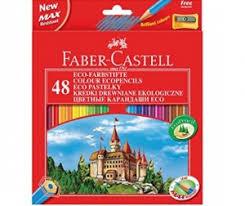 Карандаши, восковые мелки, пастель <b>Faber</b>-<b>Castell</b>: каталог ...