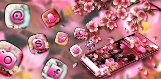 Pink Cherry <b>Blossom</b> Theme - Apps on Google Play