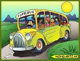 Resultado de imagen de dibujos de autobuses