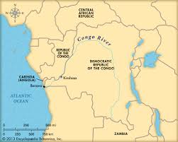 Map Still The Congo River is the second longest river in Africa