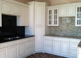 painted kitchen cabinets vintage cream:  kitchen endearing new door style antique white maple rta kitchen amp vanity cabinets images of at