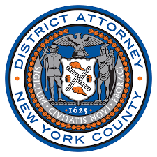 the new york county district attorneys office financial investigator