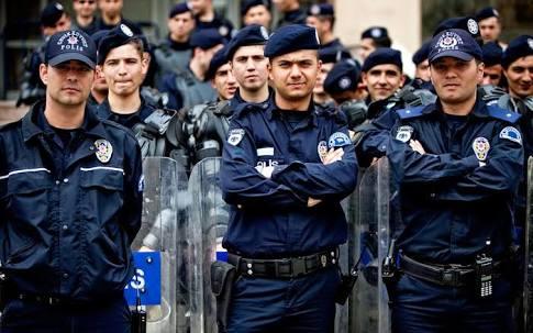 Yeni Polis Üniformaları 2018