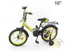 <b>Велосипед 2-х колесный</b> 16д. Maxx Pro (черный/желтый) Z16205 ...