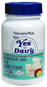 Natures Plus - <b>Say Yes To Dairy</b> Chewable 50: Amazon.in: Health ...