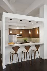 Kitchen Breakfast Bar Kitchen Stunning Galley Kitchens Breakfast Bar Design Pictures