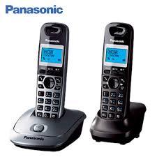 <b>Panasonic KX TG2512RU1</b> DECT phone, 2 Handset digital cordless ...