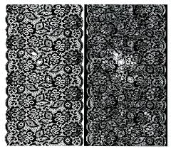 Application of' Vision in the Loop' for Inspection of Lace <b>Fabric</b>