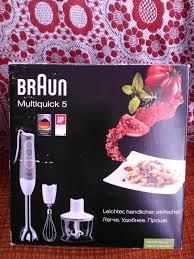 Обзор от покупателя на <b>Блендер Braun</b> MQ 535 <b>погружной</b> ...