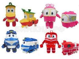 набор из 4 <b>трансформеров</b> (Кей, Альф, <b>Селли</b> и Утенок), <b>Robot</b> ...