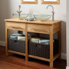 bathroom vanity single sink handmade
