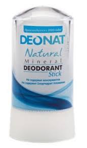 <b>Natural Crystal Mineral Deodorant</b> Stick Deonat ― <b>Дезодорант</b> ...