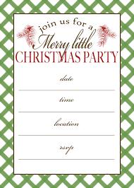 doc 15002100 printable christmas party invitation printable christmas party invitation doc