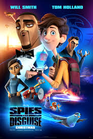 Spies In Disguise at an AMC Theatre near you.