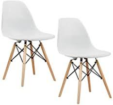 Metal - Dining Chairs / Dining Room Furniture: Home ... - Amazon.co.uk