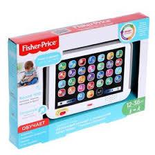 Обучающий <b>планшет</b> с технологией Smart Stages. <b>Fisher Price</b> ...