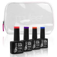 <b>Professional Gel Nail Polish</b> Colours | UV <b>Gel</b> Nail Varnish | Mylee