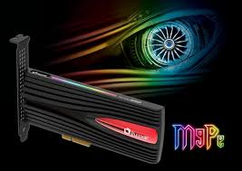 Обзор NVMe-накопителя <b>Plextor</b> M9Pe: первый SSD с RGB LED ...