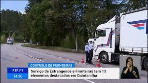 SEF desloca membros para a fronteira de Quintanilha