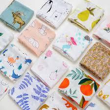 Best Gift For <b>Kids Muslin Swaddle</b> Wrap Baby <b>Blankets</b> Newborn ...