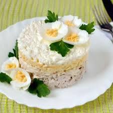 Порционные салаты, 100 вкусных рецептов с фото Алимеро