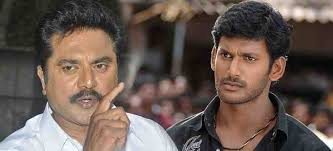 Image result for Sarathkumar And Vishal