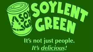 Image result for soylent green is people GIF
