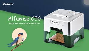 [SALE] <b>Alfawise C50 Mini Wireless</b> Laser Engraver Machine 2021