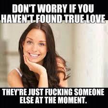 FunniestMemes.com - Funniest Memes - [Found true love] via Relatably.com