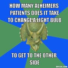 Anti Joke Triceratops Meme Generator - DIY LOL via Relatably.com