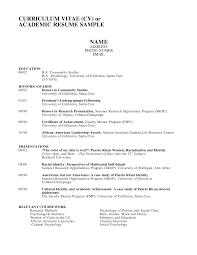 best photos of academic cv template academic cv template word academic curriculum vitae resume template