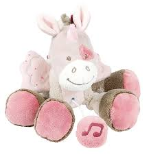 <b>Мягкая</b> музыкальная <b>игрушка Nattou</b> Soft <b>Toy</b> Mini Nina, Jade & Lili ...
