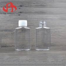 New Product <b>100 Ml Pet Mini</b> 50 Ml <b>Transparent</b> Vodka Wine Plastic ...