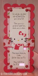 hello kitty birthday party ideas invitations barspol com via realcoake com 2012 02 hello kitty slumber party part 2 html