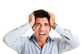 Resultado de imagen para gente estresada trabajando