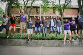 how to survive transferring to a new college goshen college transfer students jump for joy