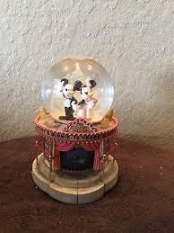 Rare 70 Years In Show Biz <b>Disney Mickey And</b> Minnie <b>Mouse Snow</b> ...