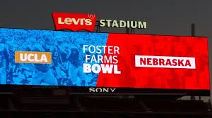 ucla football foster farms bowl photo essay