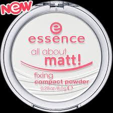 <b>Пудра</b> компактная <b>Essence</b> All About Matt!   Отзывы покупателей