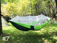 parachute cloth outdoor tree tent mosquito net hammock camping mosquito tent can be adjusted separately for use alone