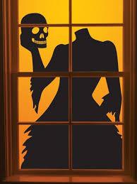 love halloween window decor:  ideas about halloween window silhouettes on pinterest halloween window halloween and halloween window decorations