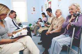 Image result for doctors waiting room