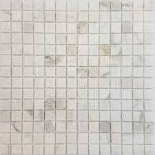 <b>Мозаика из натурального</b> мрамора (20х20х4мм) Calacatta (АМ ...