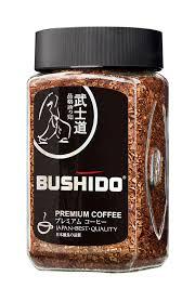 Купить <b>BUSHIDO Кофе растворимый сублимированный</b> Black ...