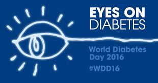 Image result for eyes on diabetes 2016