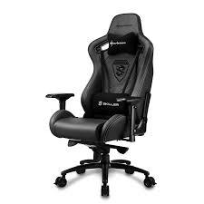 <b>Sharkoon</b> Skiller SGS5: игровое <b>кресло</b> с обивкой из натуральной ...