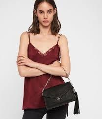 <b>Women's</b> Handbags, Black Brown & Leather, ALLSAINTS UK