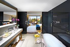 bathroom suite mandarin: the mandarin oriental barcelona designed by patricia urquiola is sleek and contemporary with subtle asian touches now opens fabulous suites and
