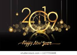 New Year 2019 Images, Stock Photos & Vectors | Shutterstock