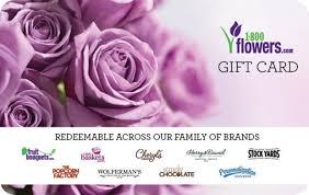 1800 Flowers.com Gift Card   Kroger Gift Cards